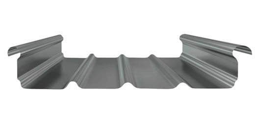 standing seam metal roofing system